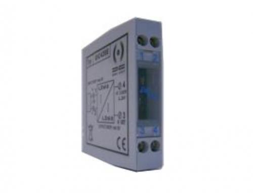 Galvanski ločilnik 4-20mA/4-20mA GIC420E
