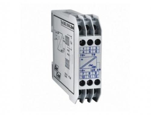 GIC U galvanski ločilnik TRMS napetostnega signala