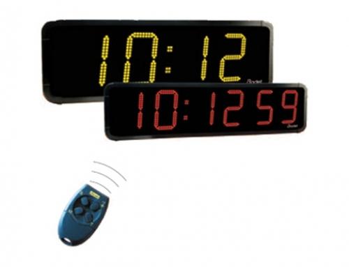 LED ure – HMT LED ure z veliko svetilnostjo za primerne za zunanjo montažo