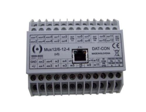 MUX 16-12-6 Ethernet