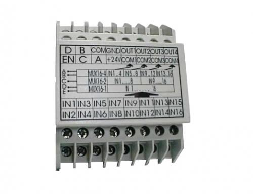 MUX 16 – multiplekser za tokovne zanke
