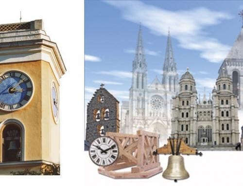 Tower clocks – Analogne ure velikih dimenzij, za zvonike, stavbe,šole, železniške postaje…